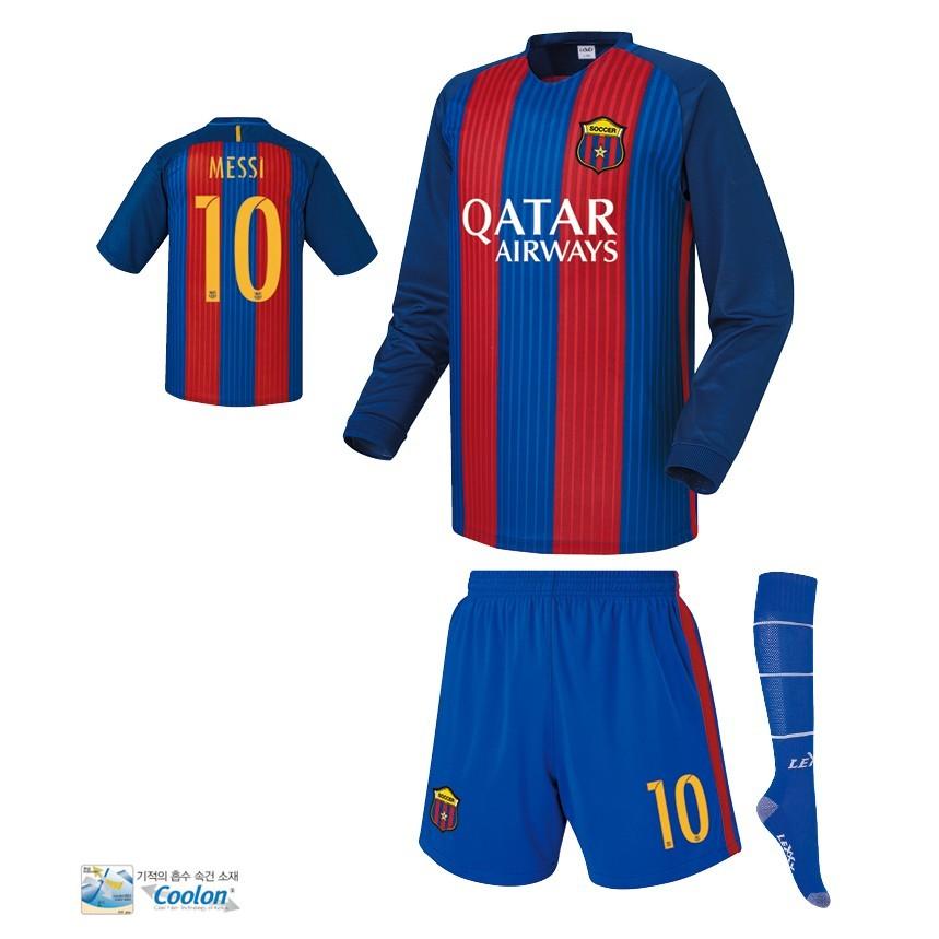 1617 바르셀로나 쿨론형 홈 유소년 utu181 축구유니폼